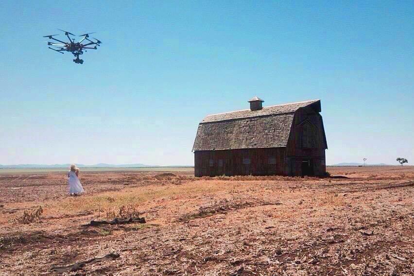 Dronebarnnina