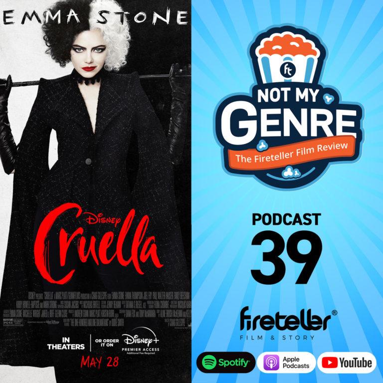 39: CRUELLA & Flat Arc Heroes
